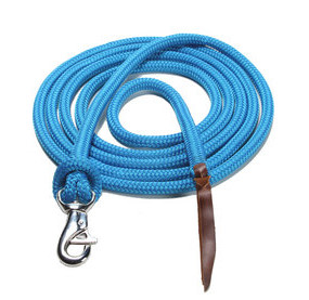 Equipment - 14-feet long lead rope designed by Clinton Anderson