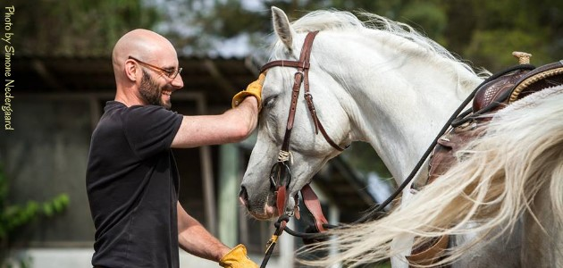 Be in harmony with your horse