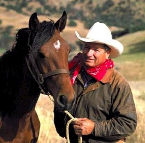 Horsemen: Monty Roberts, horseman using pain and fear against horses