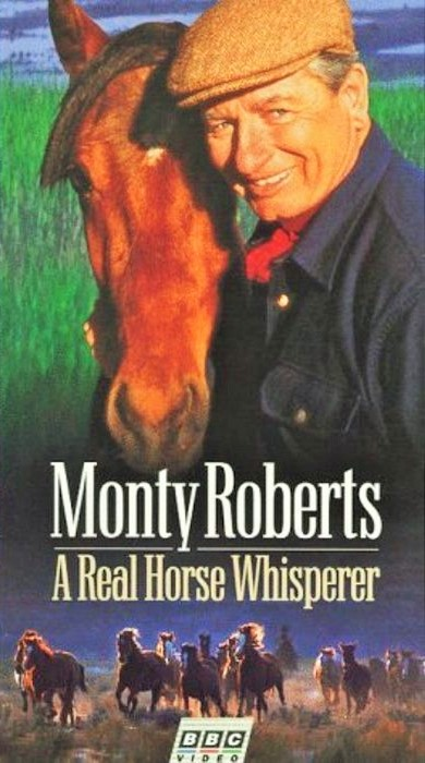 DVDs: The Real Horse Whisperer by Monty Roberts