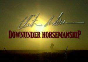 Série de DVD Downunder Horsemanship par Clinton Anderson